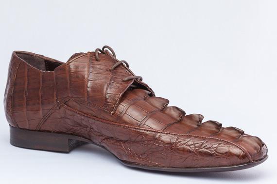 0910 Croc Laceup
