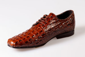 CAV 15 Brown Croc