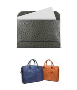 Executive folder 2 & Womans Leather Briefcase Toto Bag
